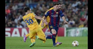 El atacante argentino Lionel Messi, del Barcelona. (Agencias) / (PB)
