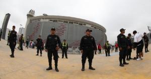 El partido podría ser suspendido si se presentan actos de violencia. (USI/Mauricio Motta)