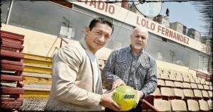 Jorge Amado Nunes y Carlos Galván estarán en el estadio Nacional. (Leonardo Fernández)