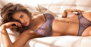 Irina shayk, pareja de 'CR7', participará la próxima semana en el Santiago Fashion Week. (Revista Maxim / JS)