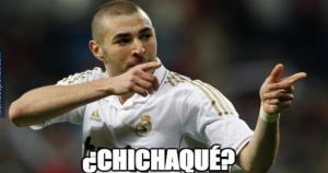 El 'Chicharito' Hernández fue contratado para ser el recambio de Karim Benzema. (Memedeportes)