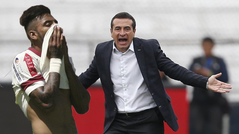 Guillermo Sanguinetti a Alexi Gómez: