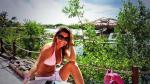 Alexandra Horler celebra su cumpleaños en Cancún (FOTOS) - Noticias de periodistas deportivos