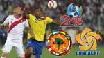 Eliminatorias Rusia 2018: Conmebol y Concacaf perderían medio cupo al Mundial - Noticias de