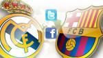 Real Madrid vs. Barcelona: los protagonistas viven el Clásico en redes sociales