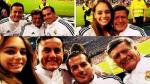 Real Madrid vs. Barcelona: directivos de César Vallejo estuvieron en el Santiago Bernabéu - Noticias de perú