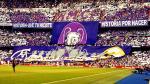 Real Madrid: espectacular mosaico en el Bernabéu en el clásico ante Barcelona (VIDEO) - Noticias de saltado de coliflor