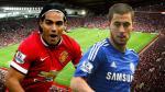 Manchester United vs. Chelsea en vivo con Radamel Falcao y Eden Hazard por la Premier - Noticias de cuantos habitantes tiene la ciudad de arequipa en la actualidad