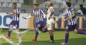 Víctor Cedrón lleva anotados dos goles con la blanquiazul. (USI/Alexander Bustillos)