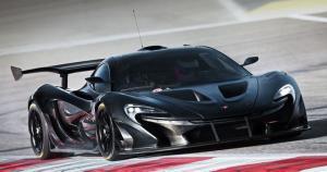 La marca de lujo McLaren revela más detalles de su nuevo auto P1 GTR. (McLaren) / (HT)