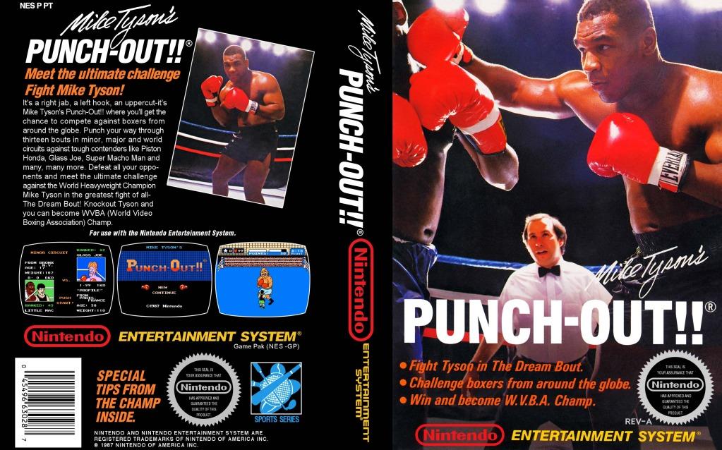 Mike Tyson Punch Out Wii : Mike tyson perdió cuando se enfrentó a si mismo en punch
