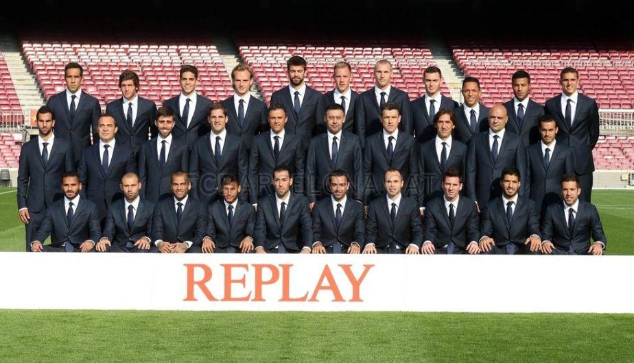 La última vez que Barcelona ganó la Liga fue en la temporada 2010-11. (FC Barcelona)