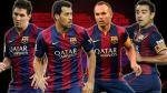 Barcelona: ¿quiénes serán los sucesores de Messi, Xavi, Iniesta y Busquets? / VIDEO