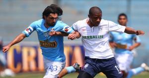 Luis Perea anotó 12 goles en la Copa Inca y 9 en el Descentralizado. (USI)