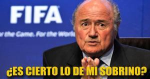 Hasta Blatter está preocupado por Burga. (Depor)