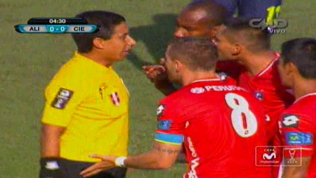Alianza lima gan por 5 0 a cienciano a punta de golazos - Como quitar la mala racha ...