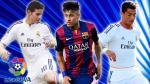 Cristiano Ronaldo sí, Lionel Messi no: el once ideal de la Liga BBVA de octubre - Noticias de el mes de octubre