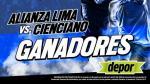 Alianza Lima vs Cienciano: entérate si fuiste uno de los ganadores de entradas - Noticias de alianza lima