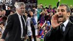 ¿El Barcelona de Josep Guardiola es como el Real Madrid de Carlo Ancelotti?