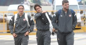 Germán Alemanno lleva 3 goles con Universitario en el Torneo Clausura 2014. (Sandra Vargas/Erick Nazario)
