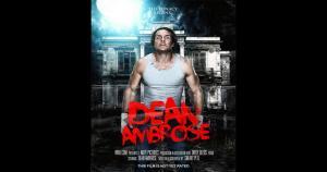 Dean Ambrose podría ser un psicopata en cualquier película. (WWE)