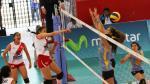 Sudamericano Pre Infantil: Perú derrotó 2-0 a Chile y es líder del torneo - Noticias de selección infantil de vóley