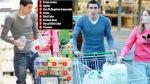 Manchester United: Ángel Di María fue captado comprando alcohol y gaseosas - Noticias de punto fijo