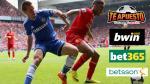 Liverpool vs. Chelsea: ¿Cuánto pagan las casas de apuestas? - Noticias de liga francesa 2013-2014