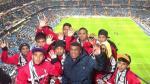 Depor desde el Bernabéu: 'Nene' Cubillas llevó jugadores para ver al Real Madrid (FOTOS) - Noticias de santiago cubillas