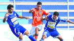 Unión Comercio le ganó 2-1 a César Vallejo por el Torneo Clausura - Noticias de luis rabines