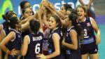 Selección Peruana de Vóley ganó 2-0 a Chile en el Sudamericano Pre Infantil - Noticias de selección infantil de vóley