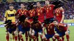 España y la inédita alineación que prescinde de sus jugadores históricos - Noticias de alemania vs san marino