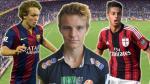 50 jugadores jóvenes que dominarán el mundo en cinco años - Noticias de harry wilson