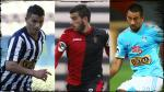 Torneo Clausura: árbitros, día, hora y canal de la fecha 14 - Noticias de freddy arellanos