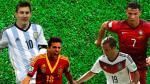 Fecha FIFA: así quedaron los amistosos más importantes del martes (VIDEOS) - Noticias de perú vs corea del sur