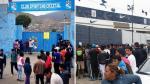 Sporting Cristal vs. Alianza Lima: los hinchas hacen largas colas para comprar sus entradas (FOTOS) - Noticias de teleticket de wong y metro