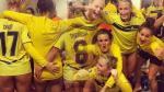Instagram: jugadoras danesas celebran triunfo con provocativa foto (FOTOS) - Noticias de hinchas famosos