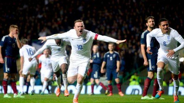 Assistir Inglaterra vs Escócia ao vivo