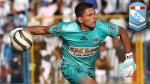 Sporting Cristal fichará al arquero Ronald Ruiz en 2015 - Noticias de miguel angel leiva