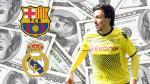 Mats Hummels: Real Madrid y Barcelona ya saben cuánto pagarían por el defensa - Noticias de mercado de pases