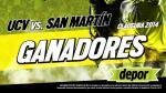 César Vallejo vs. San Martín: estos son los ganadores de las 20 entradas dobles - Noticias de walter cotrina minano