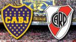 Boca Juniors vs. River Plate: en vivo todas las noticias del partido