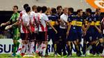 Boca Juniors empató 0-0 con River Plate en la primera semifinal de la Sudamericana (VIDEO) - Noticias de racing vs independiente de medellín