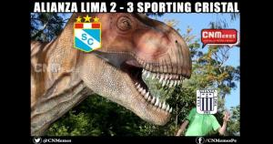 Sporting Cristal venció 3-2 a Alianza Lima (Internet)