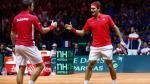 Copa Davis: Federer y Wawrinka ganaron la final de dobles ante Francia - Noticias de cómplice