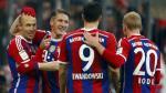 Bayern Munich aplastó 4-0 al Hoffenheim con una sutil definición de Arjen Robben (VIDEO)