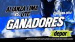 Alianza Lima vs. UTC: estos son los ganadores de las entradas dobles del partido - Noticias de sporting cristal vs utc