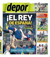 ¡El Rey de España!