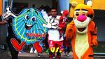 Copa Perú: semifinal en Sechura tendrá simpático duelo de mascotas - Noticias de otorongos