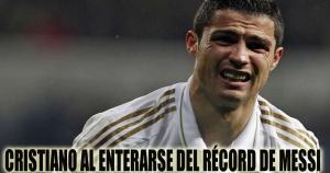 Cristiano Ronaldo es junto a Messi el mejor jugador del mundo. (Internet)